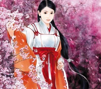 【历史】中国古代十大美女